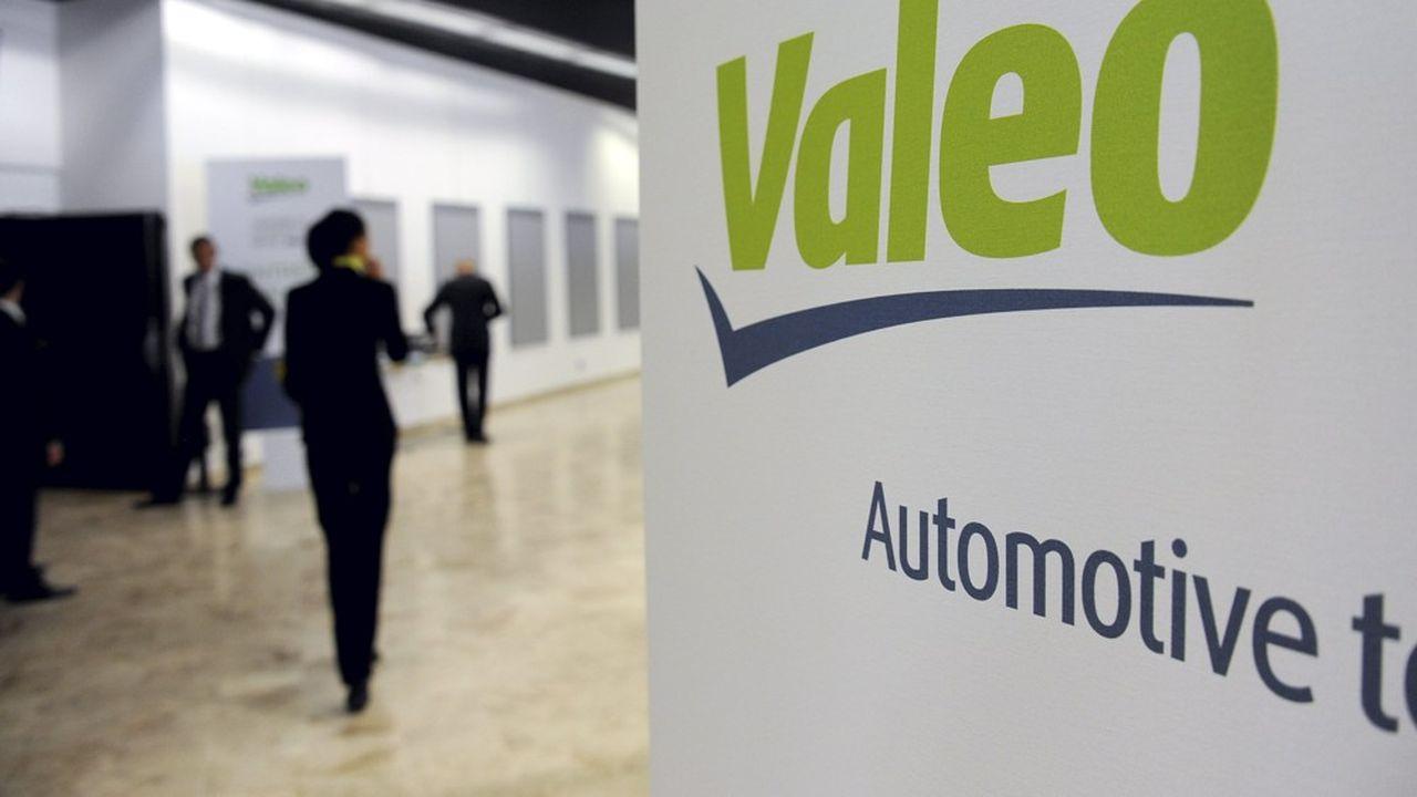 Comme la plupart des équipementiers automobiles également sanctionnés en Bourse, Valeo est dans une zone de turbulences.