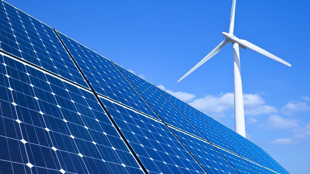 EDF Renouvelables est principalement tourné par l'éolien en mer et le solaire.
