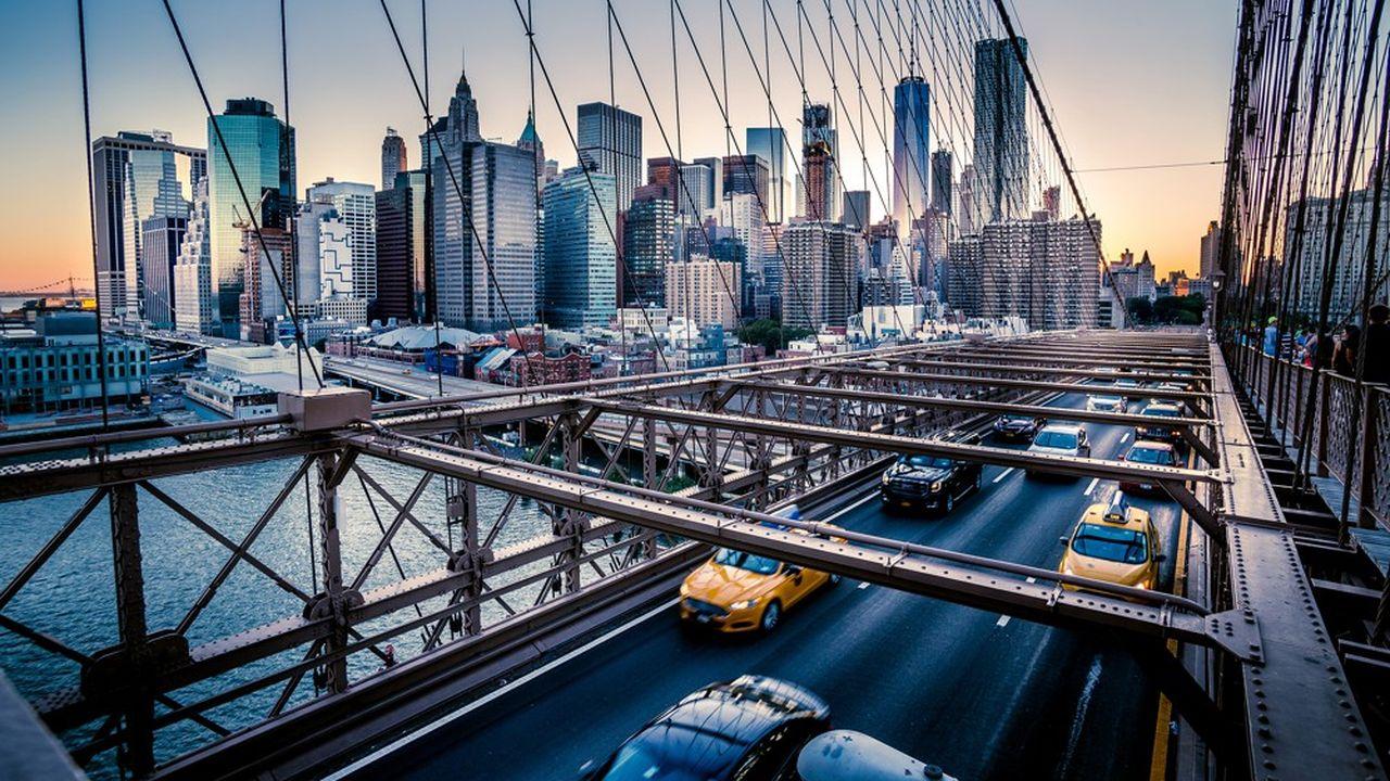 La zone payante à Manhattan devrait s'étendre au sud de la 60e rue. Des systèmes de surveillance électroniques y seront installés.