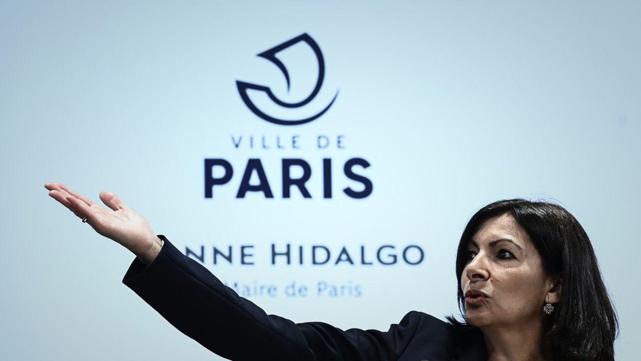 Anne Hidalgo ne compte pas lancer sa campagne des municipales avant de nombreux mois, priorité est donnée au bouclage des projets de mandat.