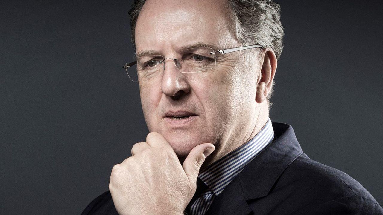 Président de l'Assemblée nationale depuis septembre2018, Richard Ferrand est proche d'Emmanuel Macron depuis la loi portée par le ministre de l'Economie en 2015.