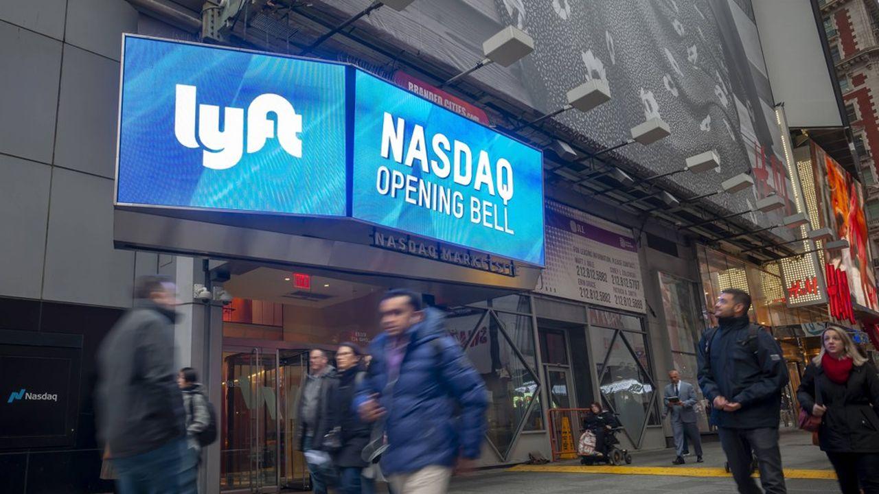 Inquiets sur la capacité de l'entreprise à réaliser des bénéfices à court et long termes, les investisseurs ont finalement sanctionné Lyft dès le lendemain de son IPO