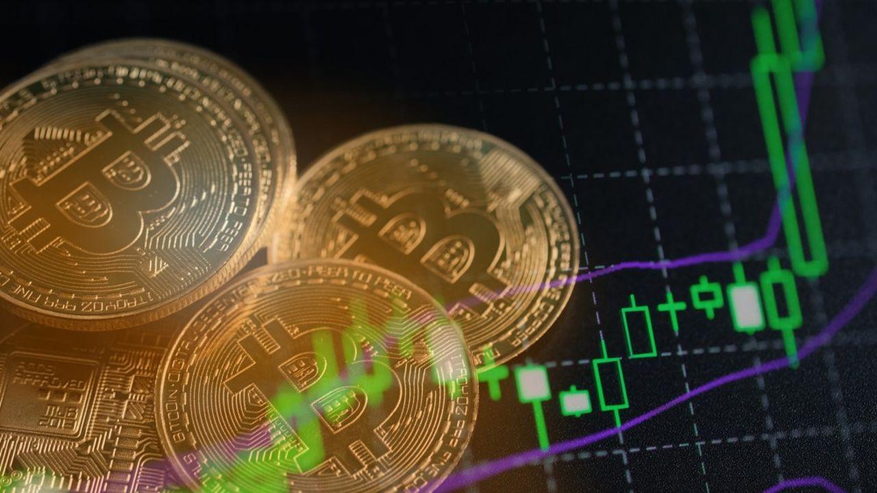 Le bitcoin et le marché des cryptos rebondissent après des mois de léthargie