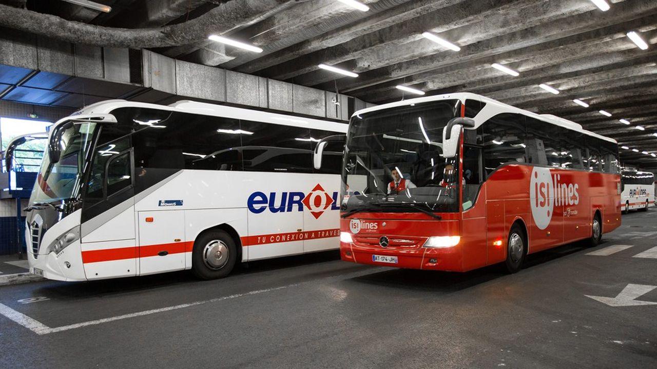 Transdev a engagé en 2018 la vente de ses cars longue distance Isilines et Eurolines à Flixbus. Cela lui a valu de passer des dépréciations d'actifs dans ses comptes.