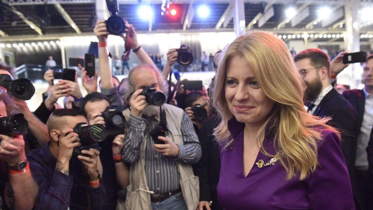 L'avocate Zuzana Čaputová a remporté de façon éclatante l'élection présidentielle en Slovaquie du 30mars. Une lueur d'espoir en Europe.