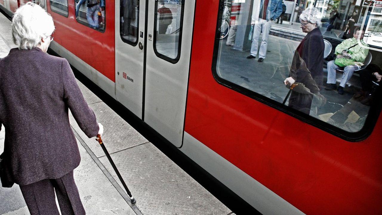 Une enquête récente de l'OCDE révèle que près de quatre Allemands sur cinq s'inquiètent de leur situation financière pour leurs vieux jours.