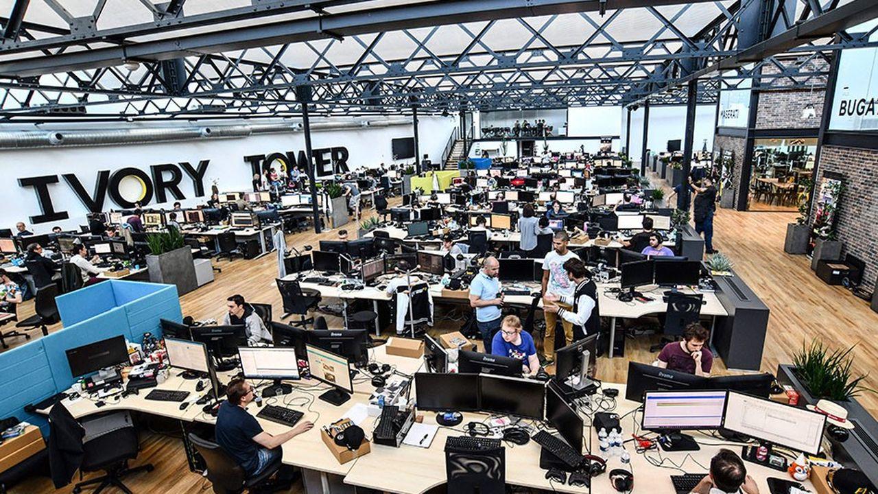 L'éditeur de jeux vidéo Ubisoft fait son entrée dans le palmarès des entreprises où il fait bon travailler.