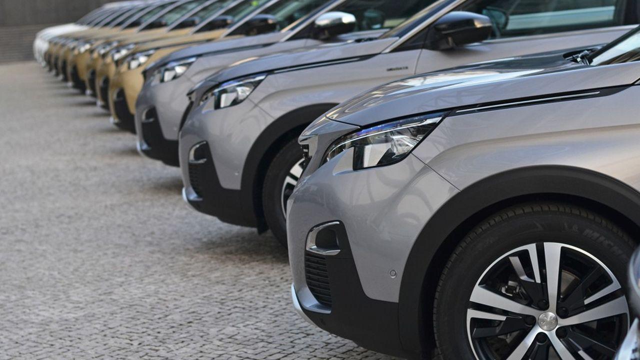 Entre2017 et2018, la marge réalisée par ALD sur les ventes de véhicules d'occasion est passée de 639euros à 362euros.