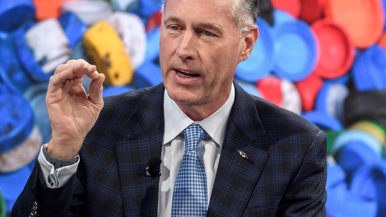 Le patron du nouveau Dow, Jim Fetterling, veut continuer à générer de la croissance rentable.