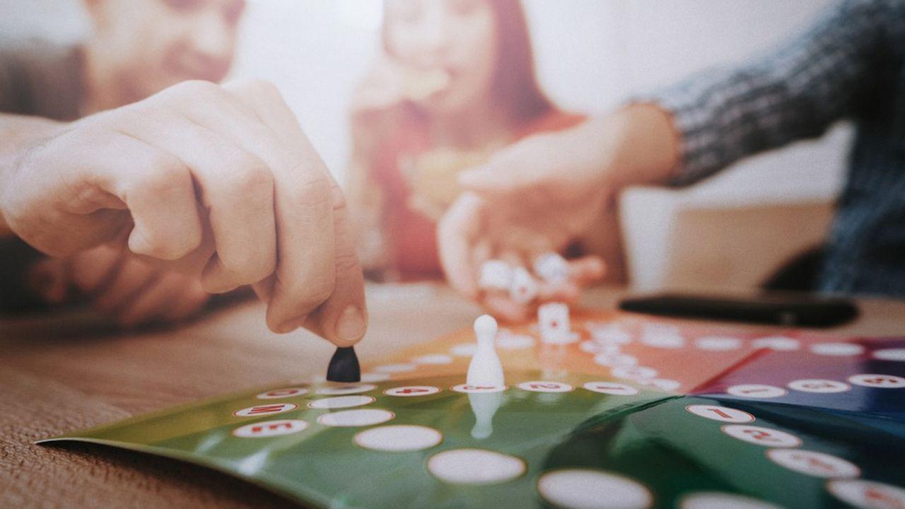 Le potentiel du marché du jeu de société reste «énorme», selon Thierry Saeys, membre du jury cannois. «II reste encore 90% des gens à aller chercher», explique-t-il