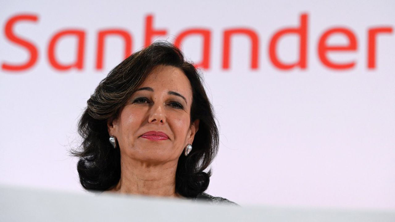 5b69e26fed2 Santander va investir 20 milliards pour devenir leader en banque ...