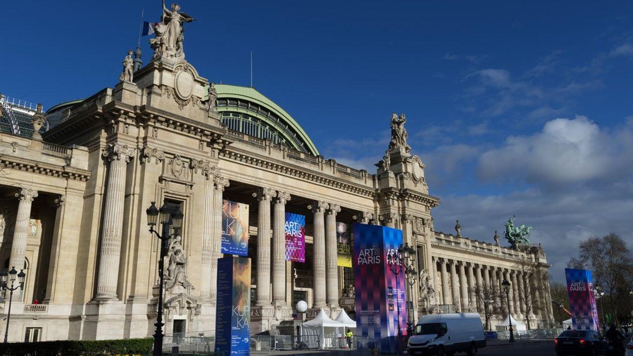 Art Paris Art Fair se déroule du 4 au 7avril au Grand Palais.