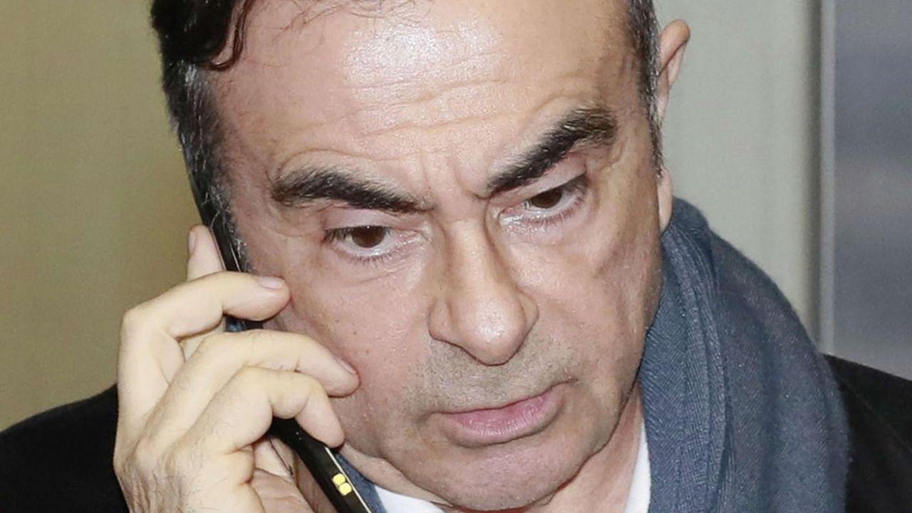 «Je suis combatif, je suis innocent», a affirmé Carlos Ghosn dans une interview accordée quelques heures avant sa dernière interpellation