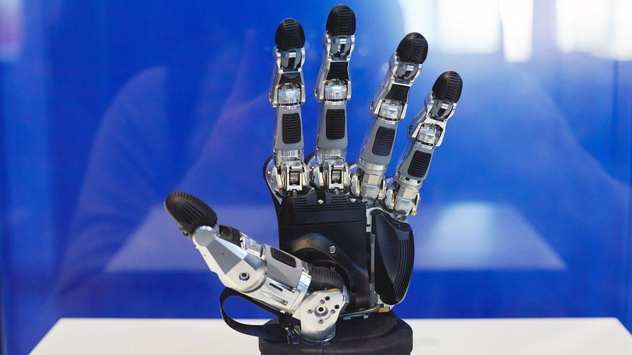 La nouvelle exposition «Robots» de la Cité des sciences et de l'industrie, à la Porte de la Villette, à Paris