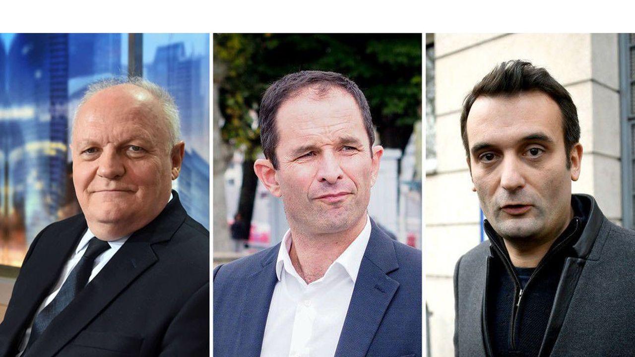 France 2 n'était pas obligée d'inviter Benoît Hamon, François Asselineau et Florian Philippot à « L'émission Politique ».