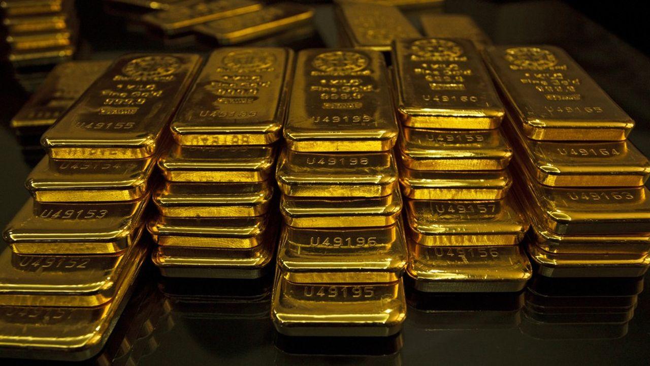 Salvini et Di Maio envisagent de vendre de l'or de la Banque d'Italie pour réduire la dette publique.
