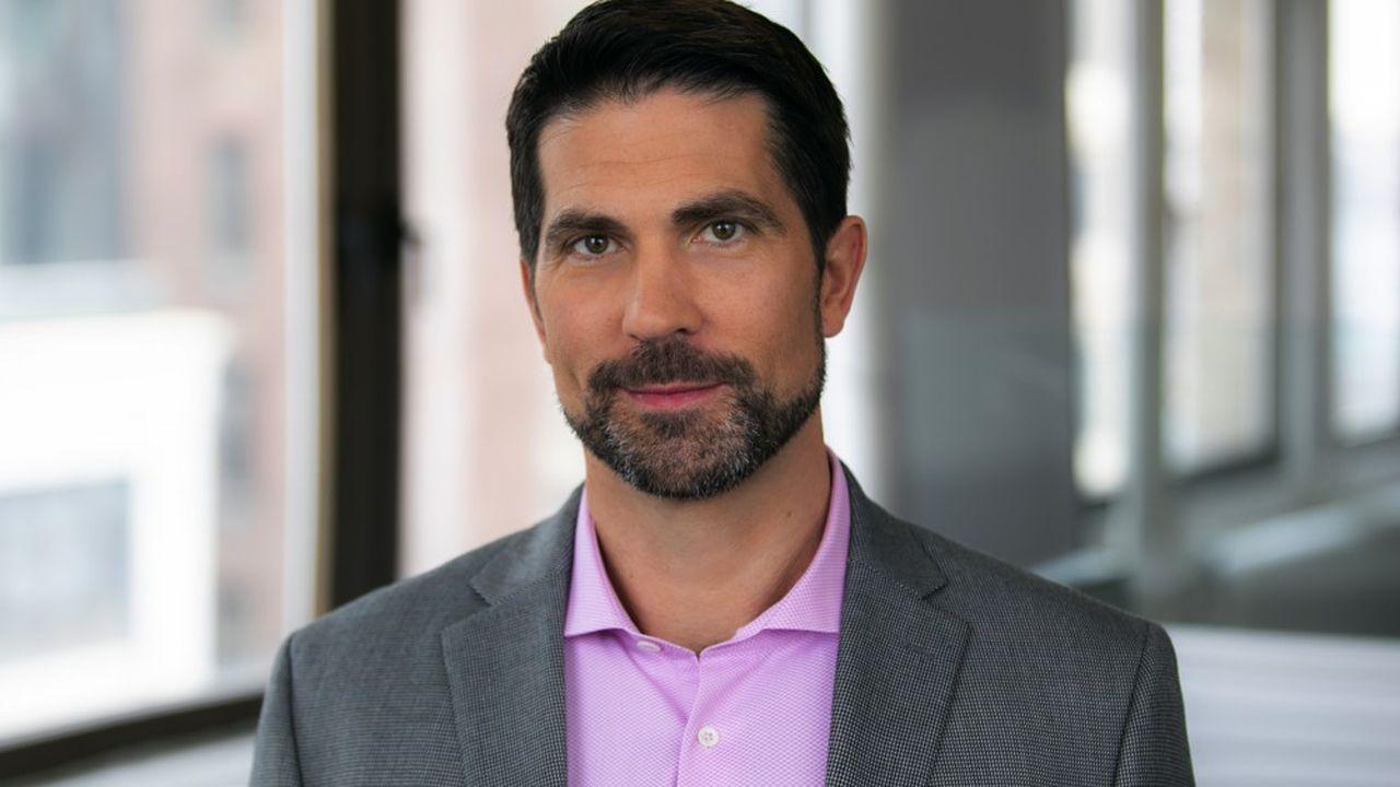Brian Whipple, directeur général d'Accenture Interactive, l'activité publicitaire d'Accenture.