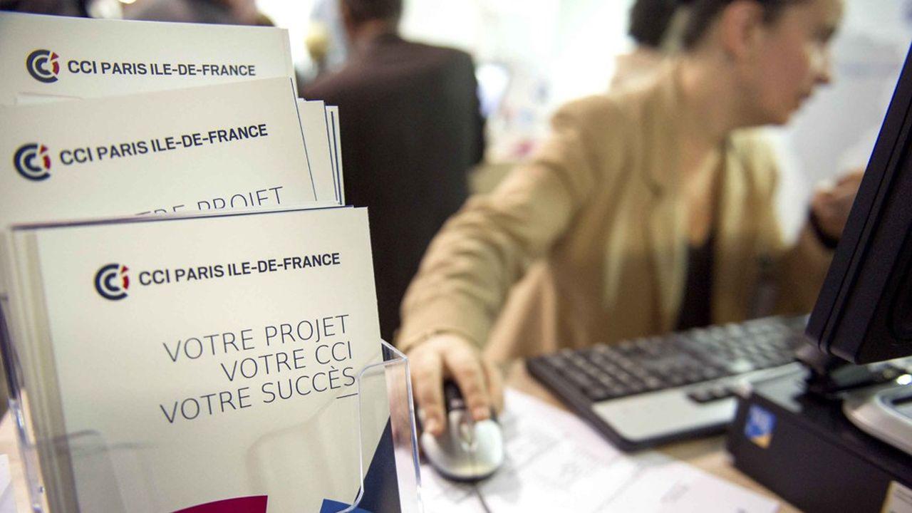 La CCI Paris Ile-de-France va développer de nouveaux services.