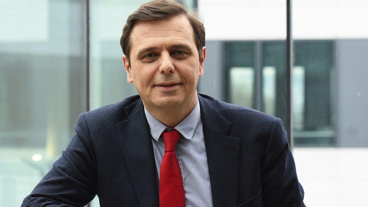 «On est clairement en avance par rapport à notre plan stratégique», assure Philippe Mills, le directeur général de SFIL à l'occasion de la présentation des résultats annuels de la banque publique.