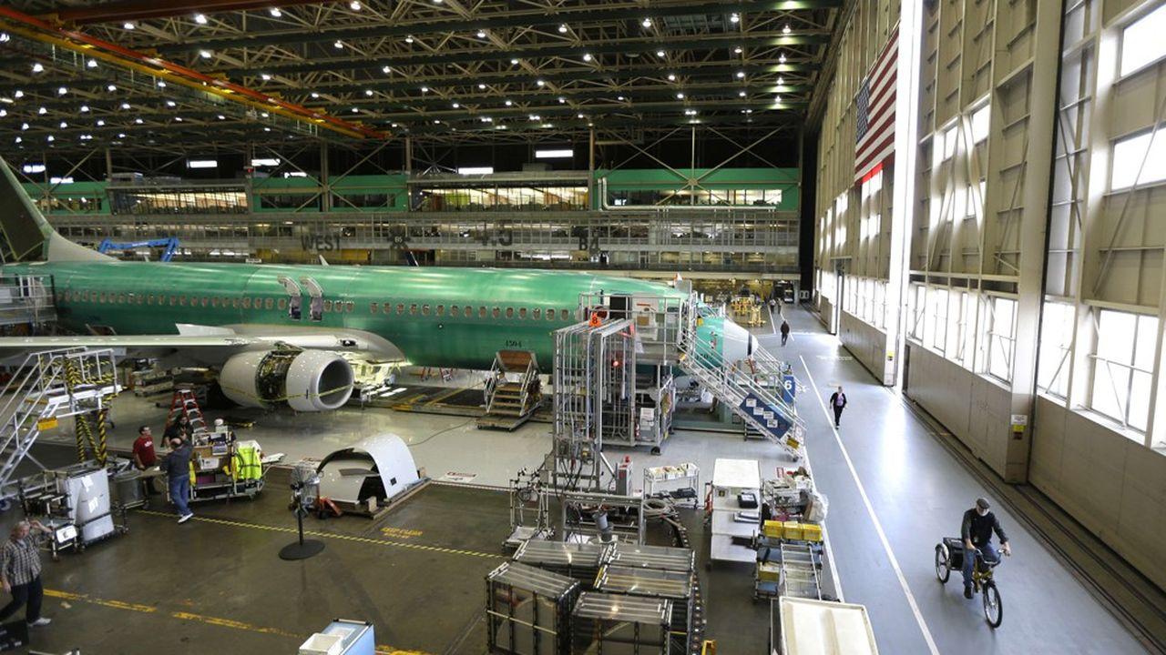 Avant l'accident d'Ethiopian Airlines, le constructeur envisageait au contraire d'accélérer la cadence et de porter la production à 57 unités par mois à partir de juin.