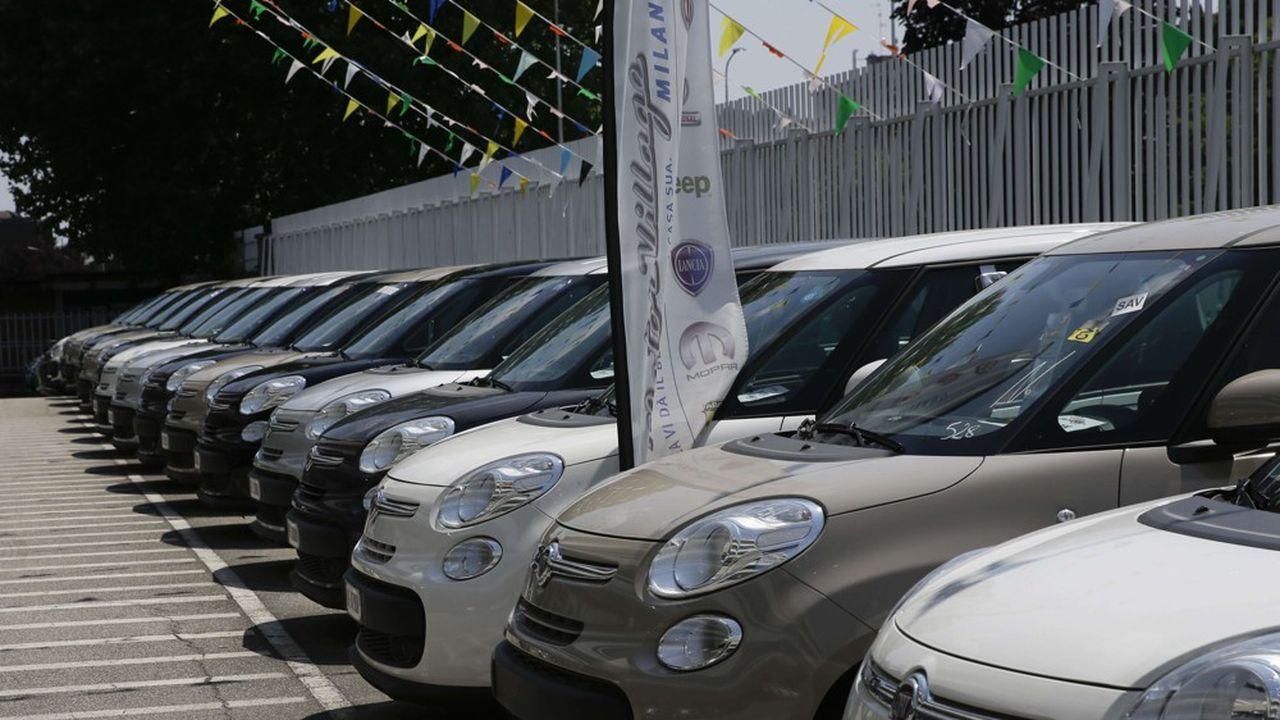 Selon une étude de la banque UBS, le taux d'émission moyenne de CO2 s'élevait encore à 123 grammes par kilomètre l'an dernier pour les véhicules du groupe Fiat Chrysler.