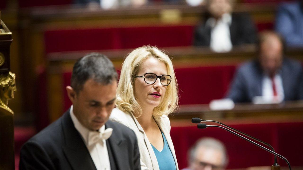 La députée LREM de l'Isère, Emilie Chalas, a été nommée rapporteure du projet de réforme de la fonction publique.