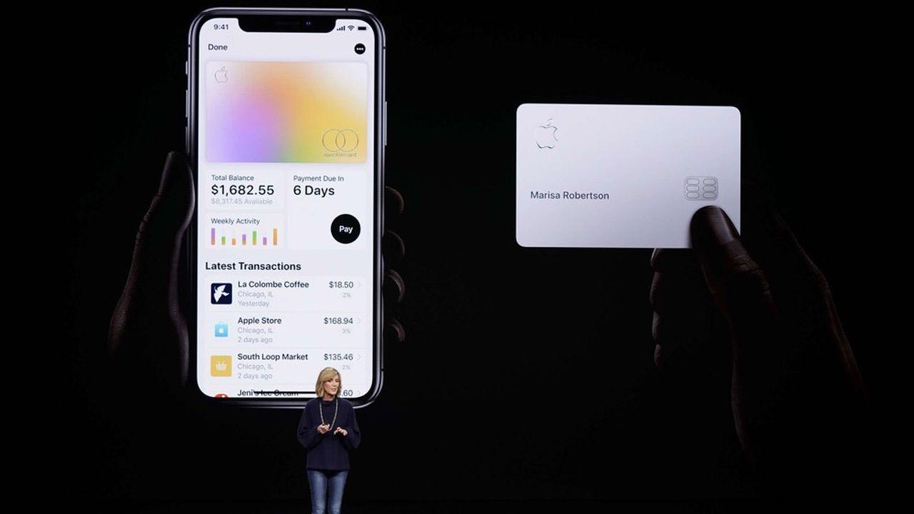 Le géant américain du numérique Apple a récemment annoncé le lancement de sa propre carte de crédit.