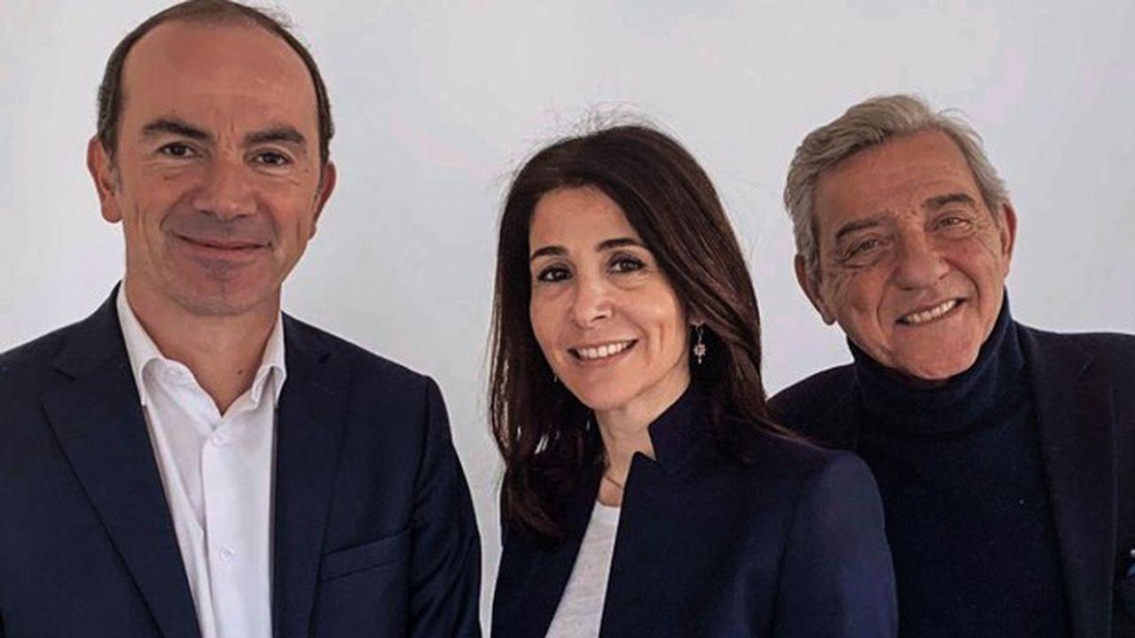 Marc Lévy, Isabelle Amiel Azoulai et Michel Cicurel déploient une nouvelle enveloppe de 100 millions d'euros dans le cyber et la haute technologie israélienne.