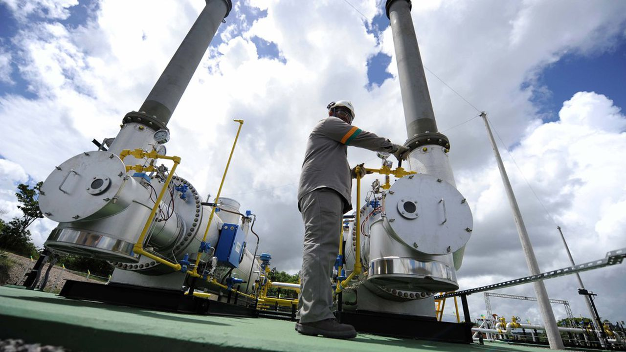 Le réseau de gazoducs TAG a dégagé un excédent brut d'exploitation d'un milliard d'euros l'an dernier.