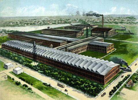 L'usine de Cone Mills White Oaks, à Greensboro, était la dernière grande usine américaine entièrement dédiée au jean. Sa fermeture fin 2017 a fait chuter la production made in USA
