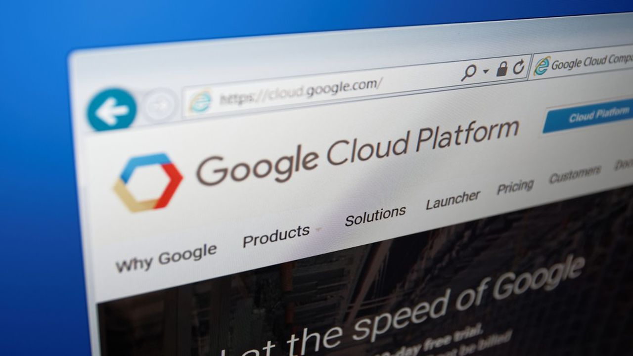 Google est un «outsider» dans le cloud avec 3,3% de part de marché mondial, quand Amazon s'en approprie 51,8%, d'après le cabinet d'étude de marché Gartner.