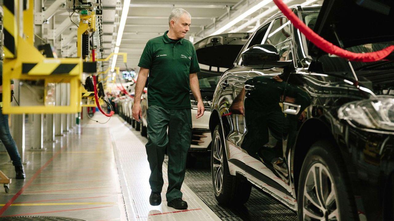 L'usine de Solihull qui produit la Jaguar F-PACE (photo) est au chômage technique, tout comme les trois autres sites du constructeur au Royaume-Uni.