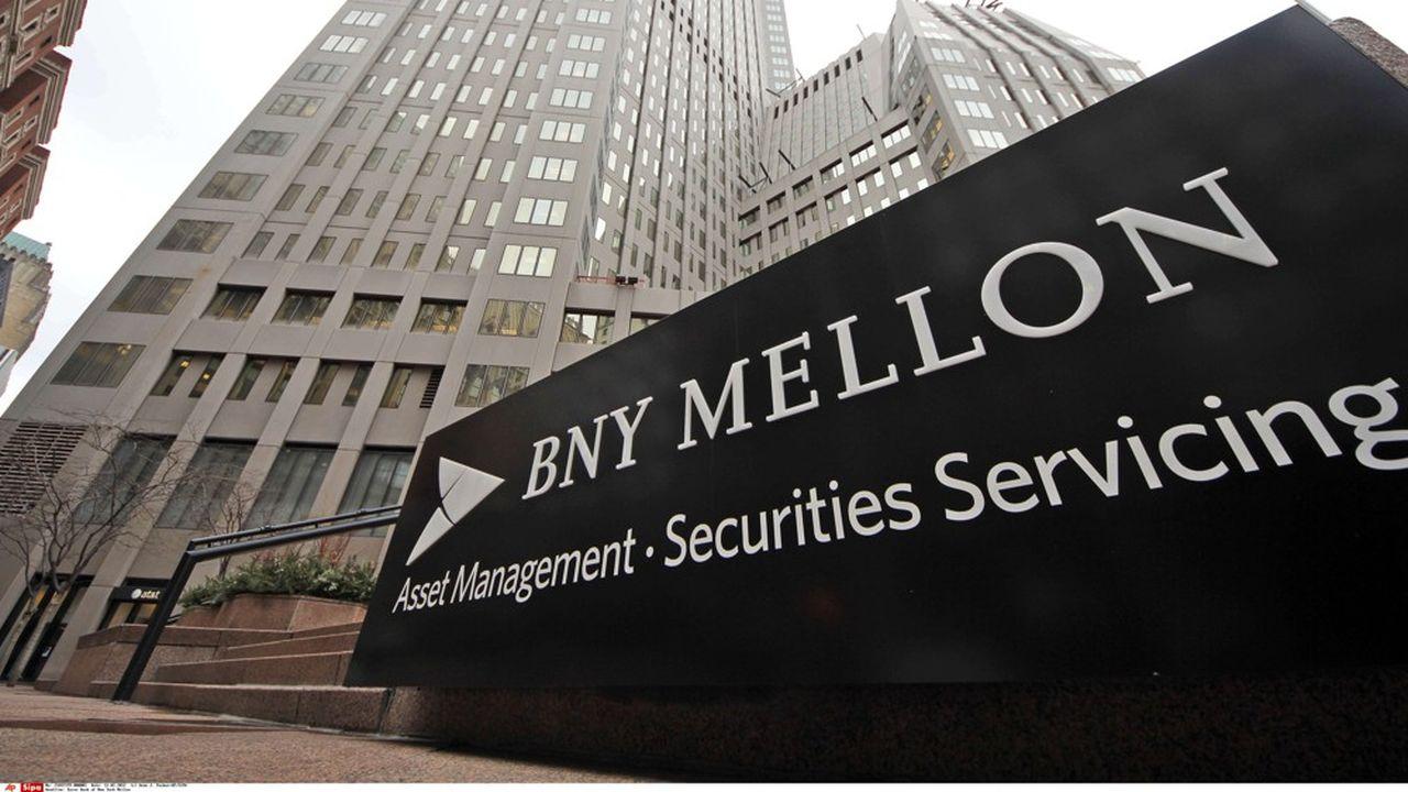 Au 31 décembre 2018, le gestionnaire d'actifs américain BNY Mellon affichait 1.700 milliards de dollars d'encours sous gestion