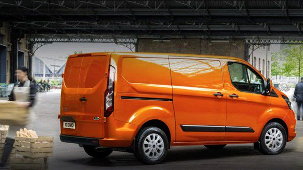 Le Ford Custom PHEV associe deux mécaniques