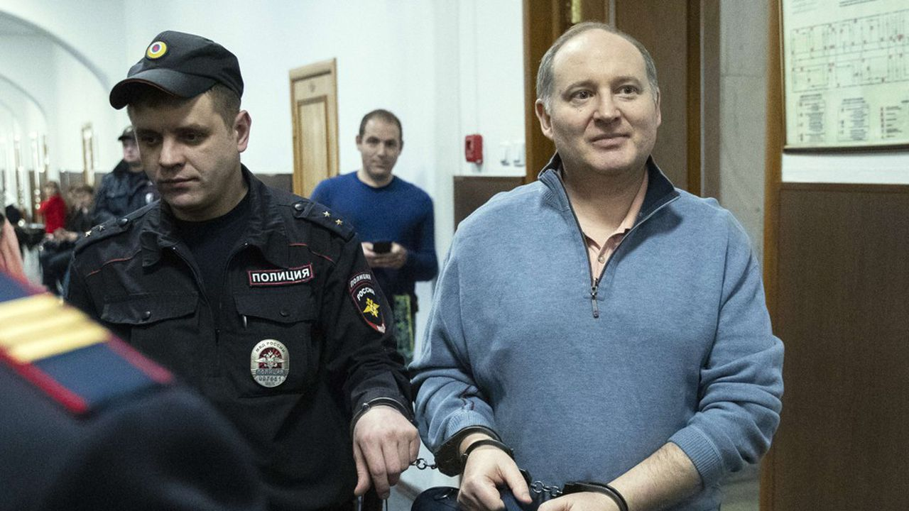 Le banquier français, devenu directeur financier du fonds Baring Vostok, pourrait rester en prison jusqu'au 14juillet.