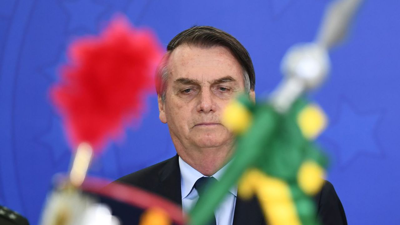 Plutôt que de jouer la carte du rassemblement pour moderniser le pays, Bolsonaro a d'abord choisi l'affrontement. Avant d'adopter un ton plus conciliateur ces derniers jours.