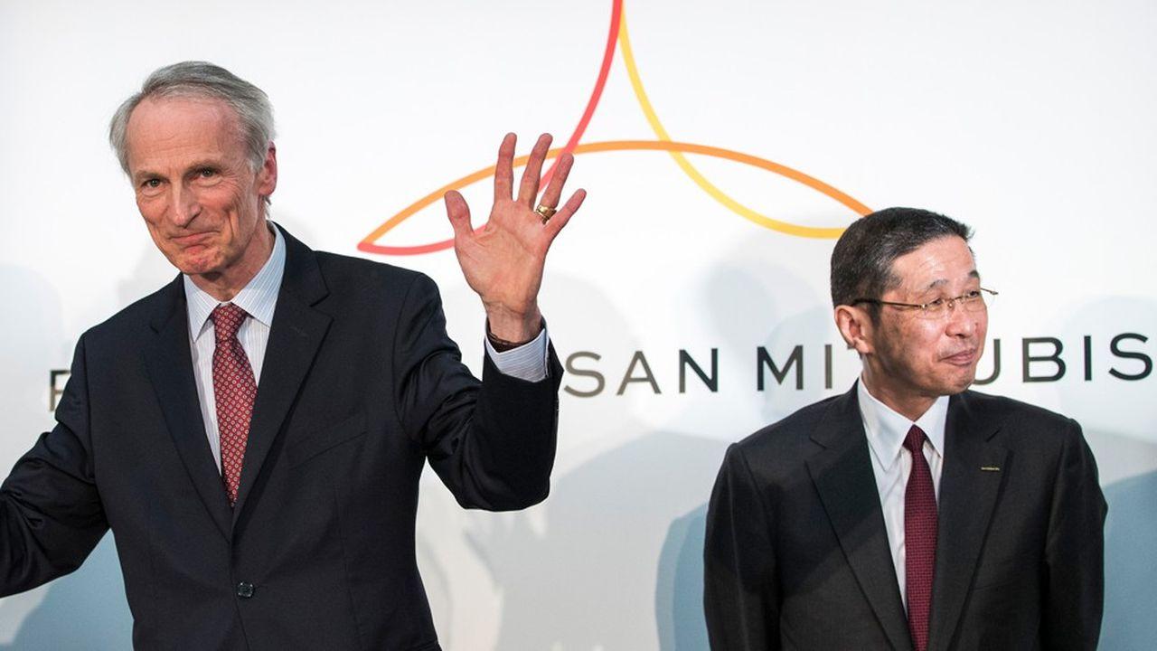 Jean-Dominique Senard, le nouveau président de Renault, a convié ce jeudi soir à Paris les états-majors et les administrateurs de Renault, Nissan et Mitsubishi au grand complet.