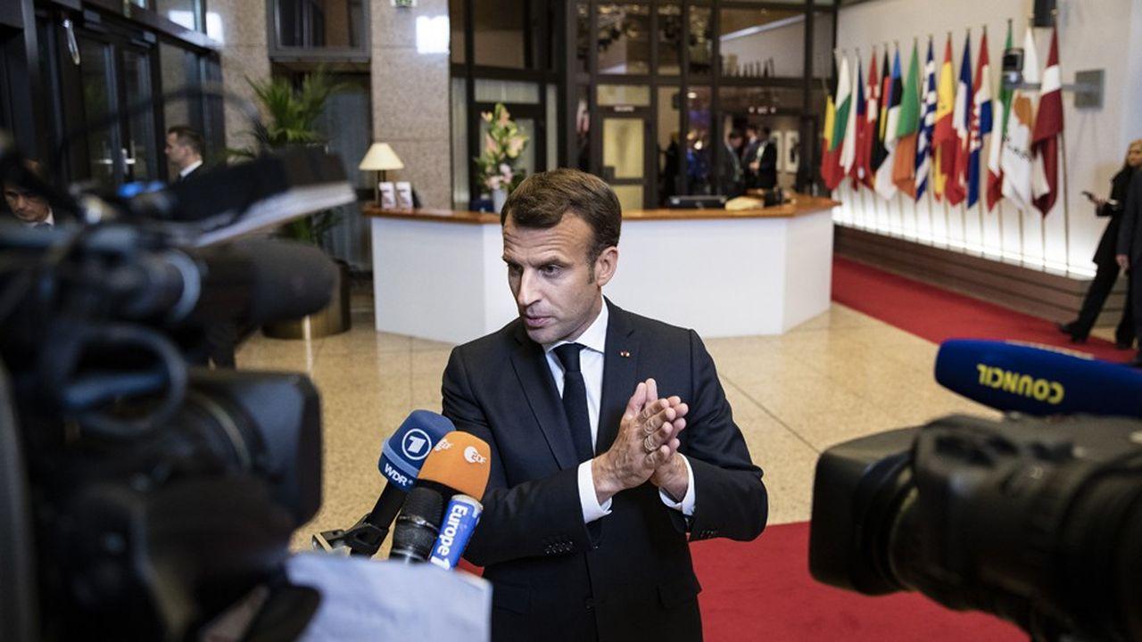 Européennes : pourquoi cinq sièges d'eurodéputés français dépendent de la suite du Brexit