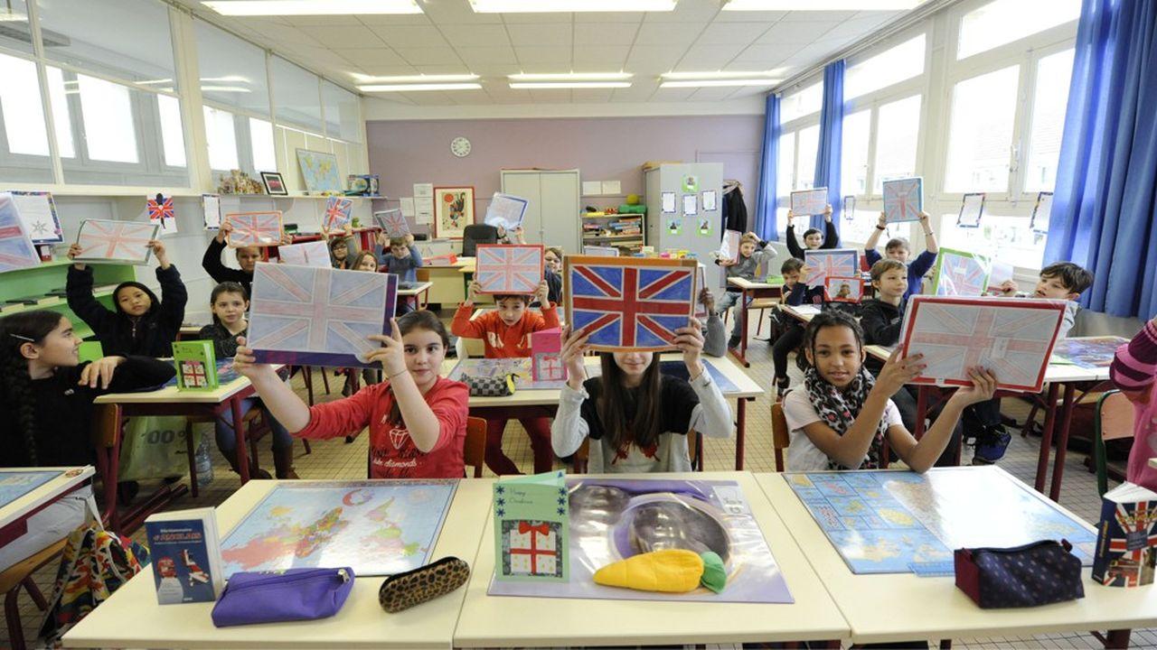 Les résultats des élèves français restent ainsi bien inférieurs à ceux de leurs camarades européens