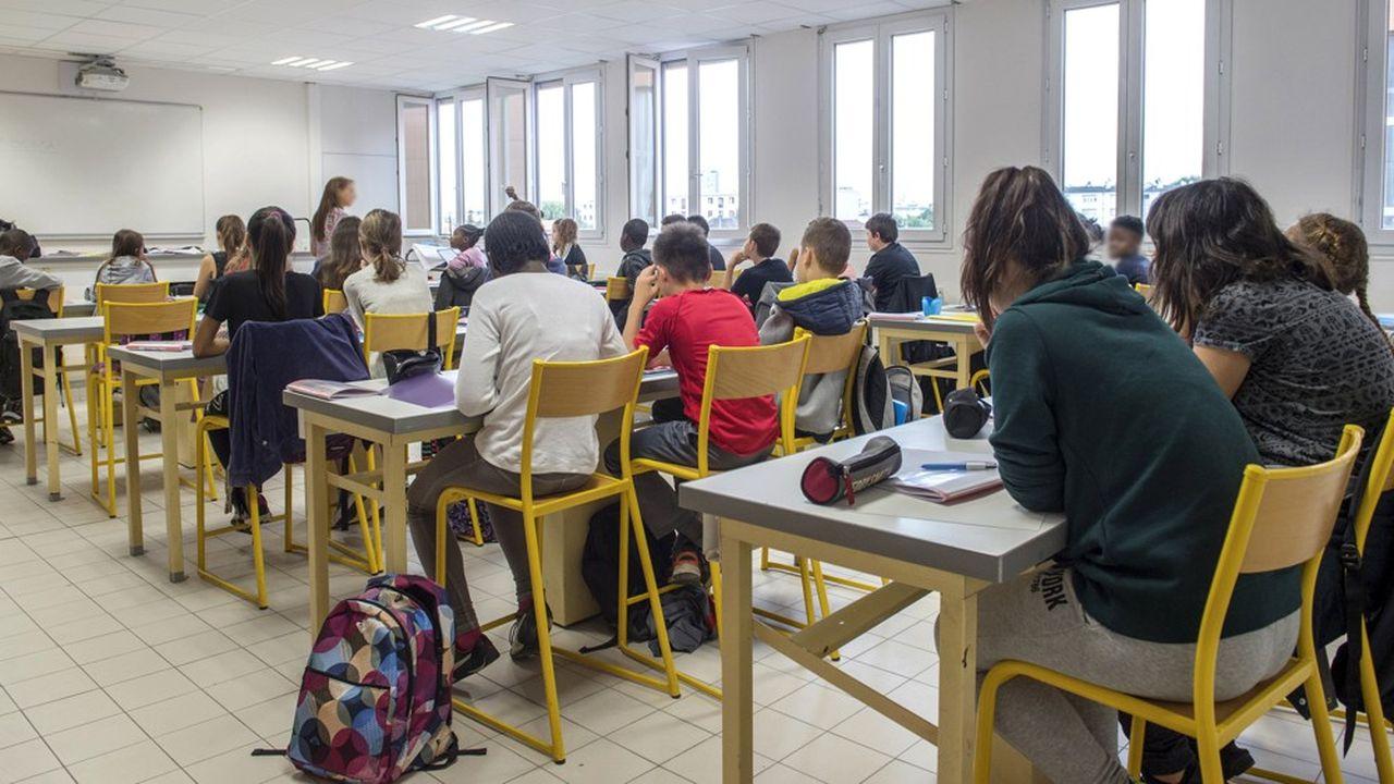 La France est l'un des pays européens où le nombre d'heures d'enseignement est le plus élevé.
