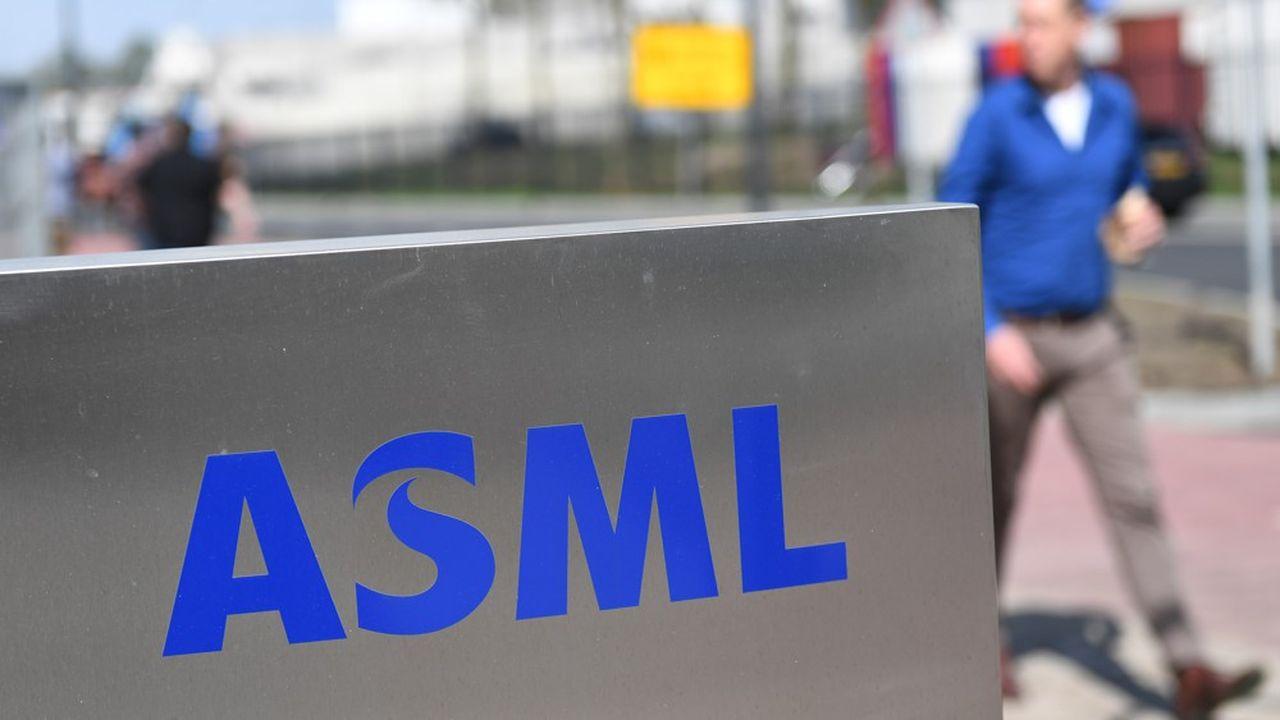 ASML, le leader mondial de la fabrication de machines pour les semi-conducteurs, le groupe néerlandais ASML a confirmé avoir été victime de pratiques d'espionnage.