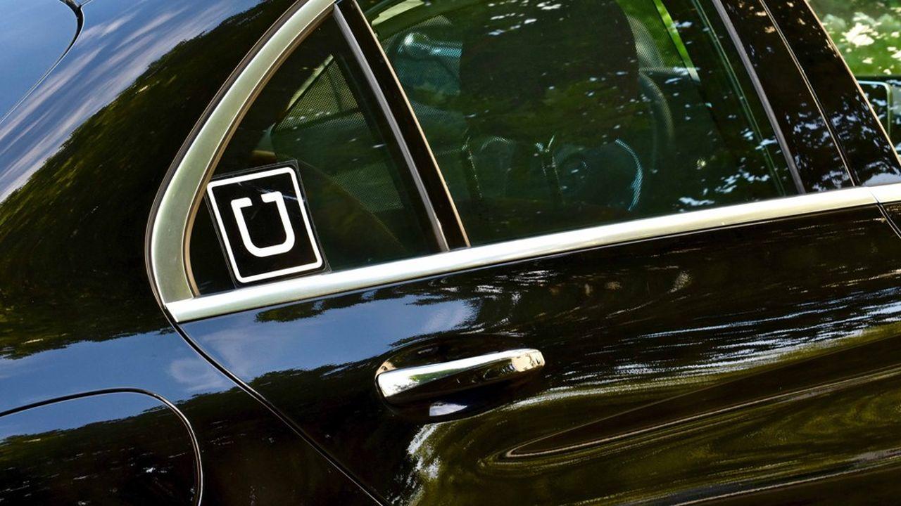 En fin d'année dernière, les banquiers conseil d'Uber avaient évoqué une valorisation proche de 120milliards de dollars, revue à la baisse depuis