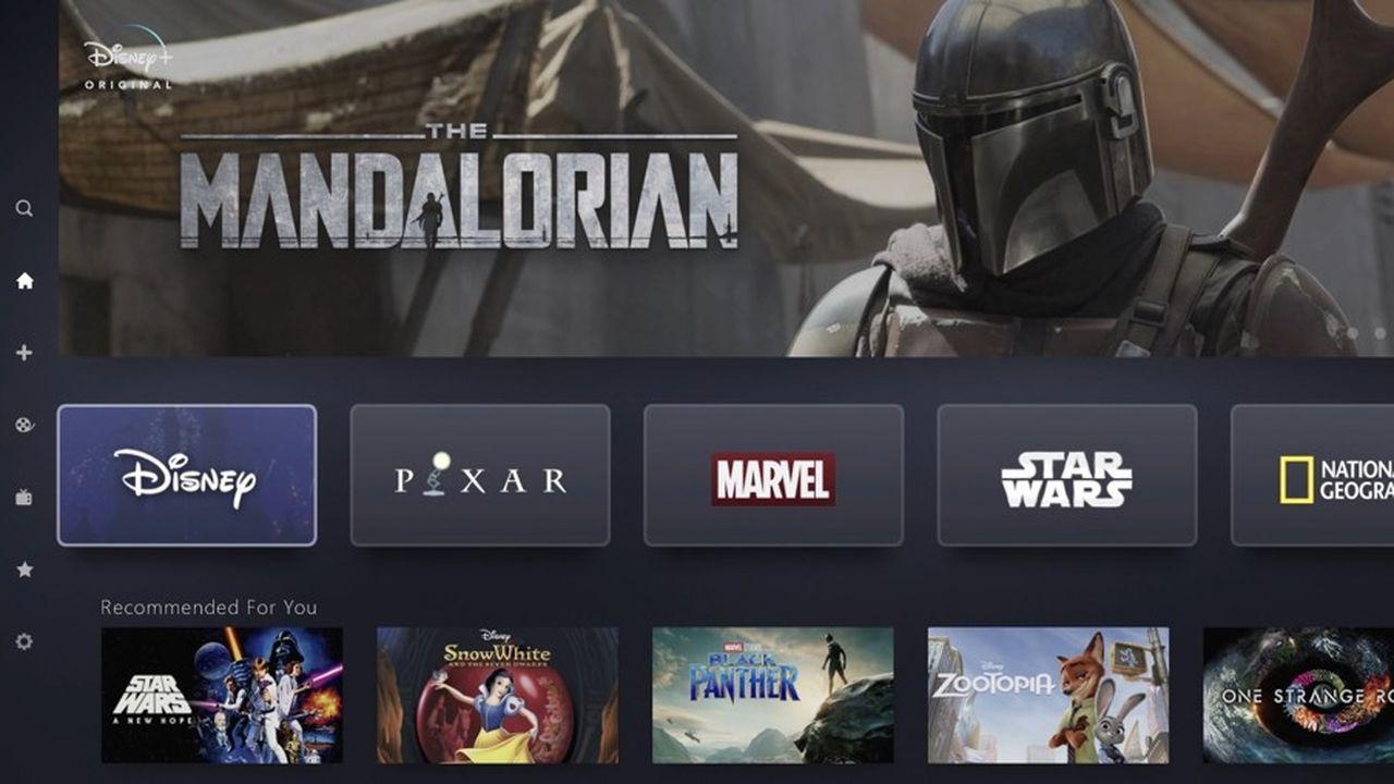 Disney+ : la plateforme coûtera moins cher que Netflix !