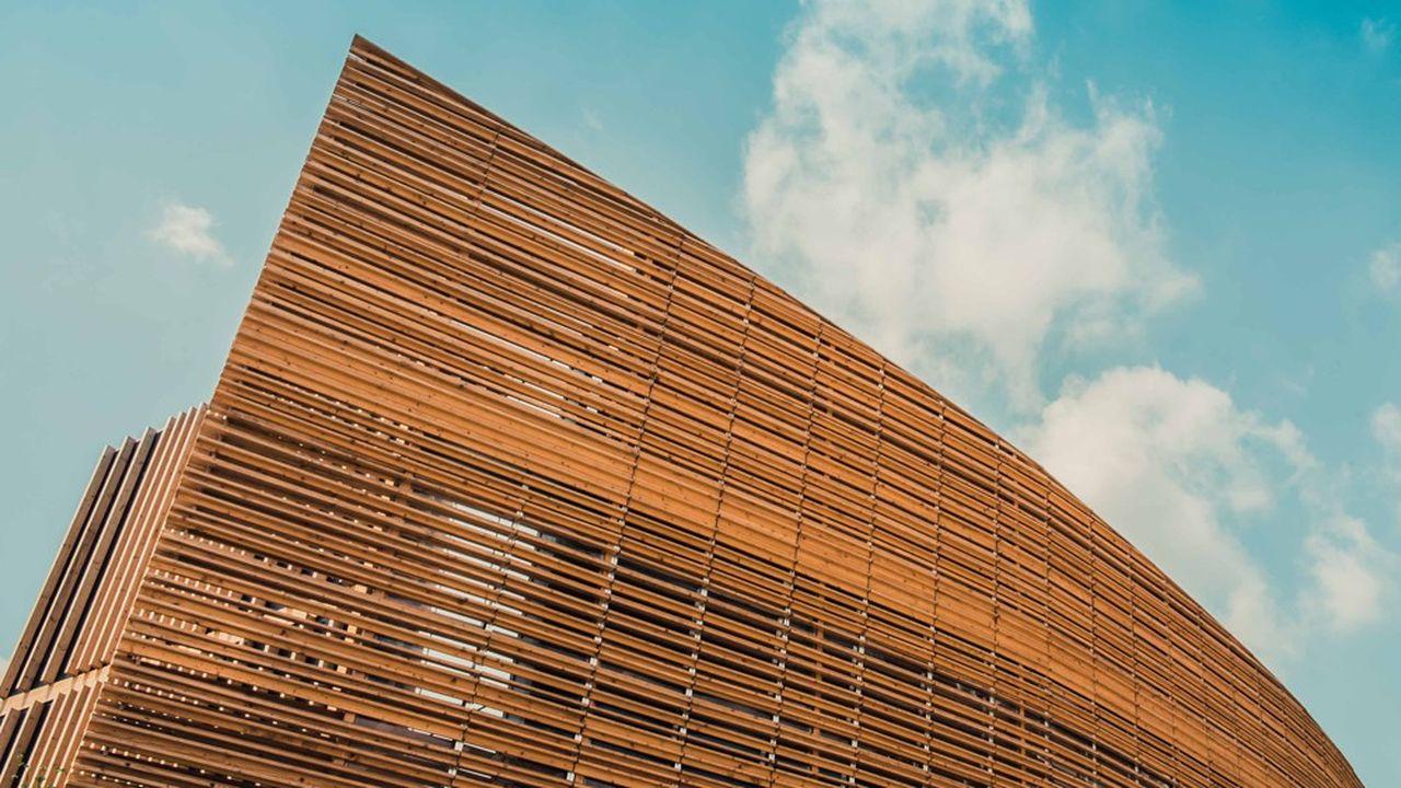 La première Biennale de l'architecture et du paysage d'Ile-de-France (BAP) est organisée du 4mai au 13juillet à Versailles.