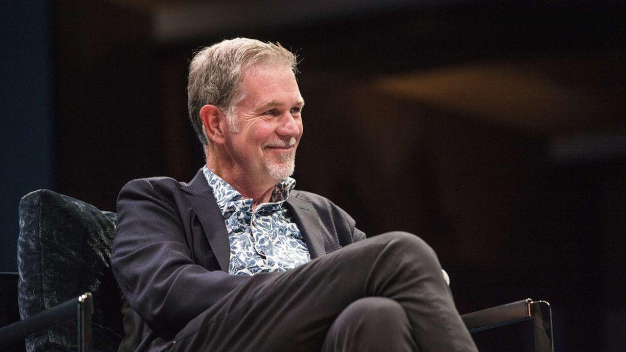 Reed Hastings, le patron de Netflix, sera resté huit ans au conseil d'administration de Facebook