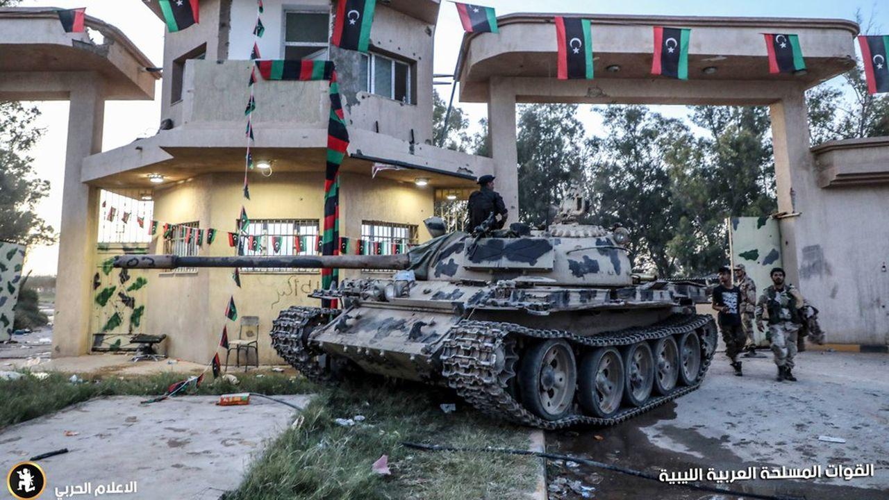 Face aux combats en Libye, l'ONU va réunir le Conseil de sécurité