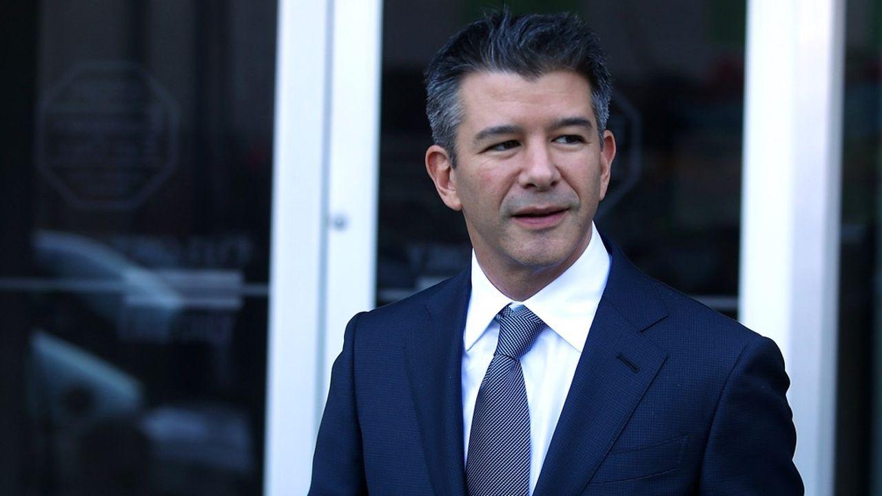 En un petit moins de deux ans, l'ancien patron d'Uber Travis Kalanick (photo) s'est lancé dans de nouveaux business.