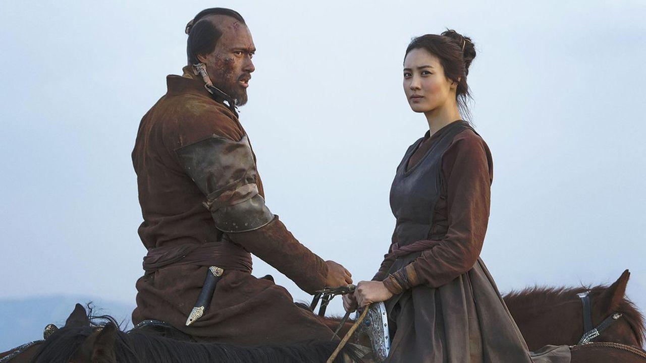 Dès2014, Netflix a tenté de lancer une riposte à «Game of Thrones» avec sa série «Marco Polo»