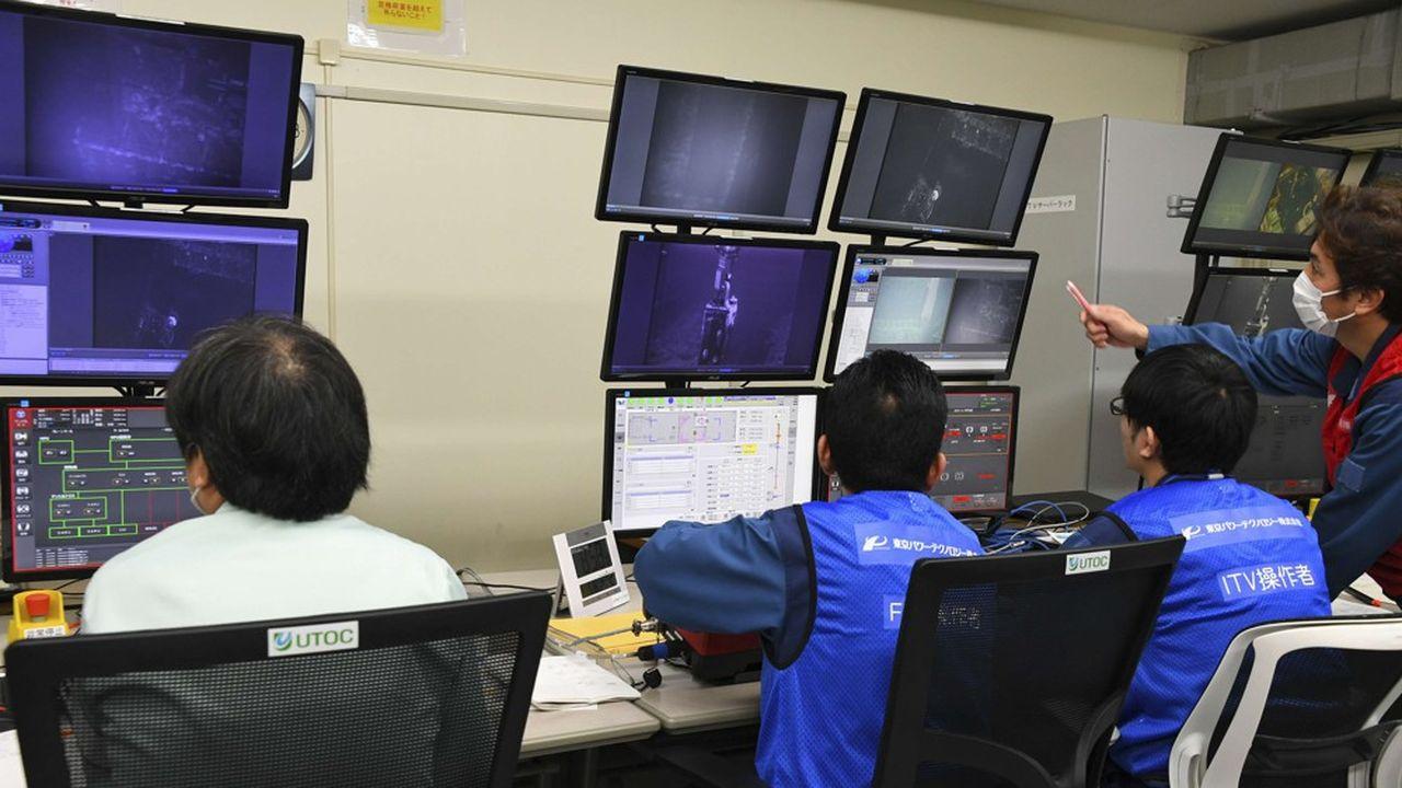 Tepco se donne deux ans pour vider le bassin du réacteur 3