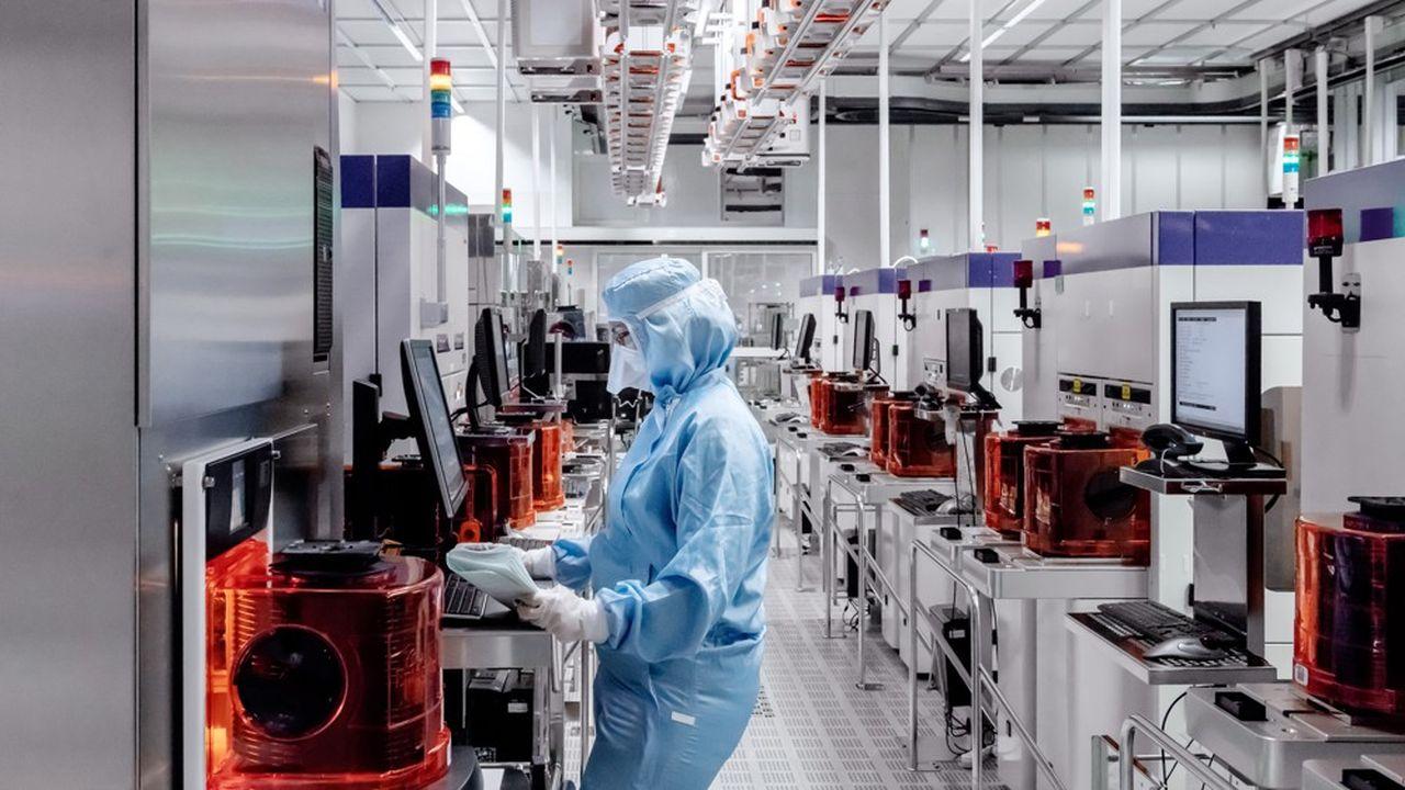 Localisé à Bernin dans l'Isère, Soitec compte aussi des sites industriels, des centres de R&D et des bureaux commerciaux aux Etats-Unis et en Asie.